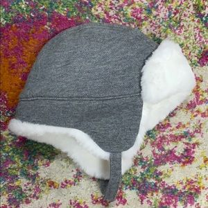 Janie and Jack Baby Trapper Hat